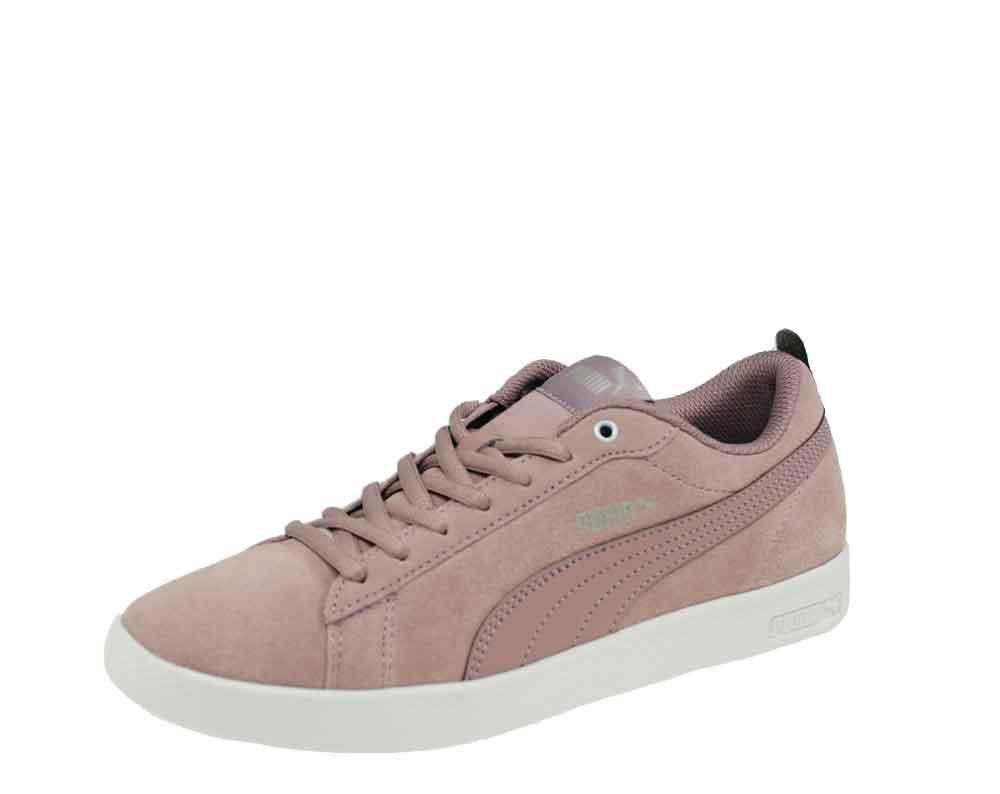 Sneakerwand Puma Sneaker elderberry silver