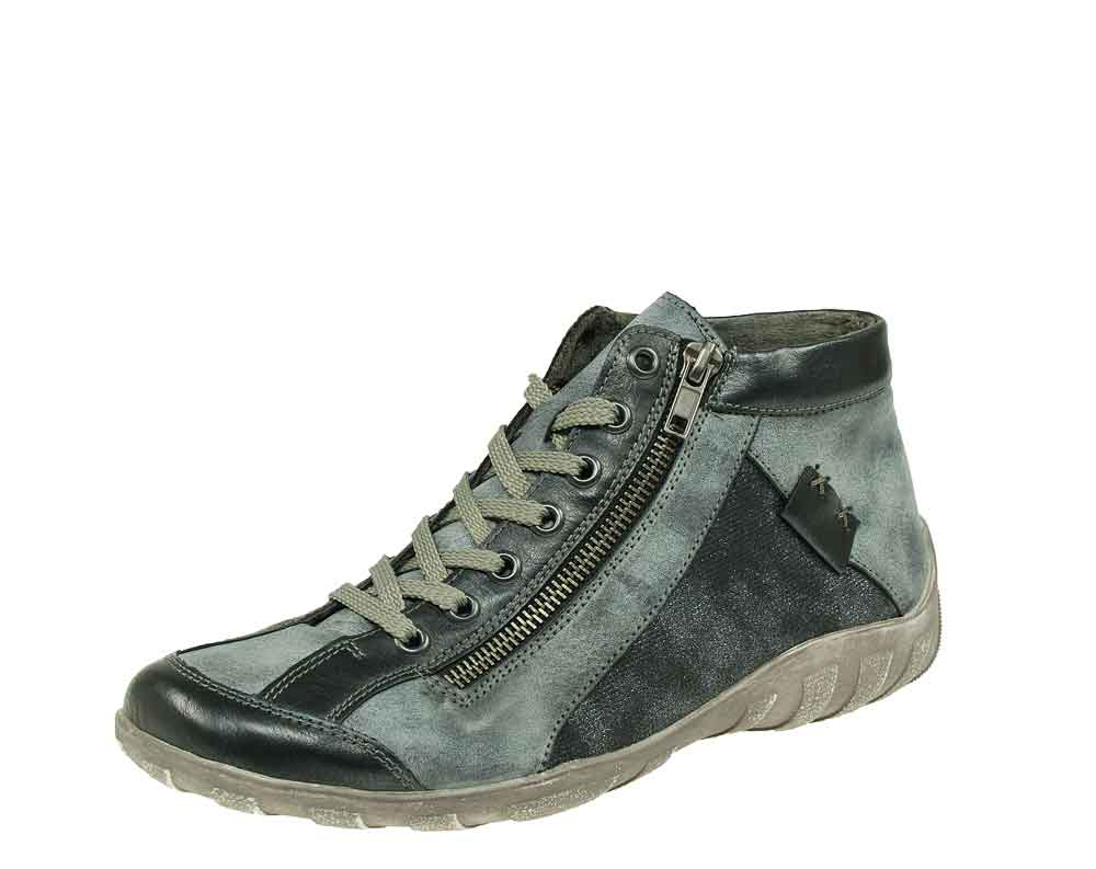 huge selection of 64ca9 d96f5 Remonte Sneaker blau kombi