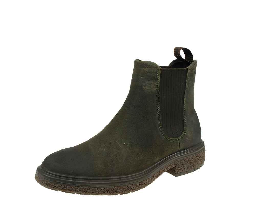Ecco Crepe Tray Hybrid M Schuhe Stiefelette Chelsea Boots Slipper 200944-05543